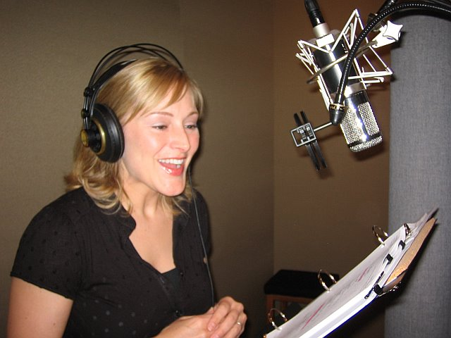 Elise Baughman Voiceover