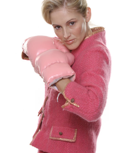 Elise Baughman Boxing Cover Shot 2