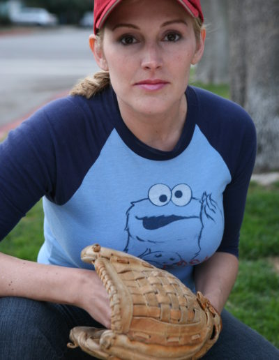 Elise Baughman_Softball Player
